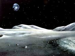 Different Planet Surfaces