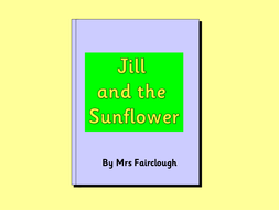 Jill and the Sunflower