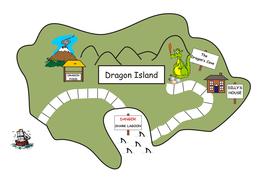 Dragon Island Map