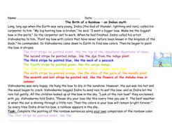 Birth_of_a_Rainbow_Indian_myth_and_description_task_1[1].doc