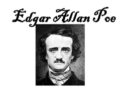 Poe's use of Specific Motifs