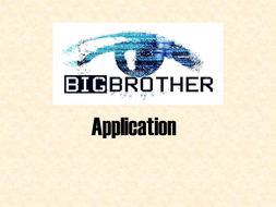 Big Brother Introduction Quiz