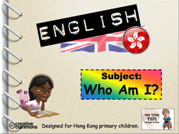 'Who Am I' Personification Riddles Game