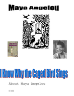 I Know Why the Caged Bird Sings Resource Booklet (Worksheets)