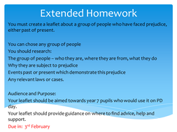 Extended Homework 8y1 (leaflet).pptx