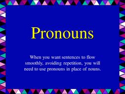 Pronouns.ppt