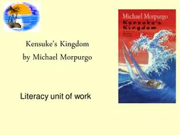 Kensuke's Kingdom Scheme of Work