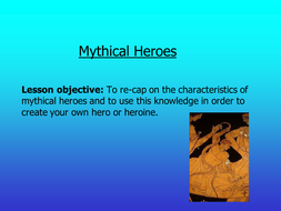 Mythical Heroes Cont.ppt