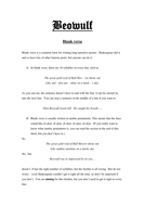 Beowulf blank verse worksheet.doc