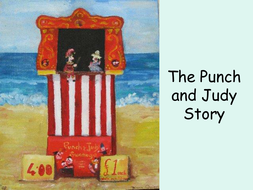 Punch and Judy PowerPoint