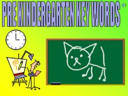 PREKINDERGARTEN_KEY_WORDS[1].ppt