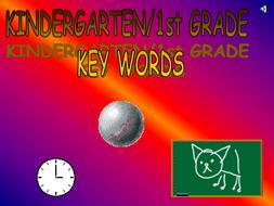 kindergarten1STGRADE_key_words[1].ppt