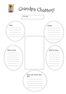 Grandpa Chatterji (Close Reading Activities) by franfrench