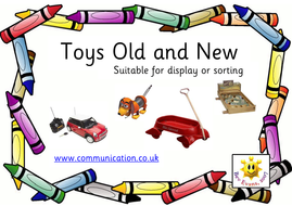 Resources for Toy topic