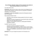 much ado essay plan.docx