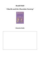 C&tCF Charcater Study.doc