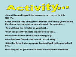 Adjustment_and_Conclusion_Story_Starter[1].ppt