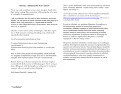 Text analysis handout - parody of Churchill
