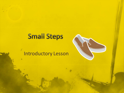 Small Steps intro.ppt
