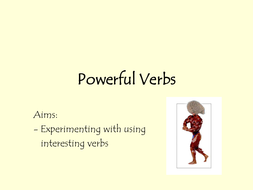 Powerful Verbs.ppt