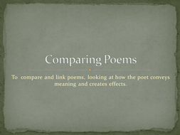 Comparing_Poems_-_Lesson_7[1]-ammended.ppt