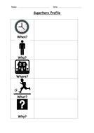 Superhero Profile sheets.docx