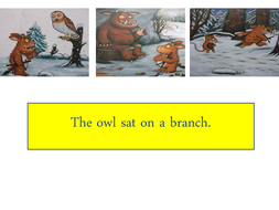 The Gruffalo's Child games