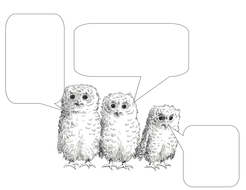 Owl Babies plus speech bubbles x3.doc