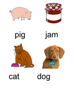 Matching game for Letters and Sounds