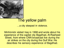 The yellow palm.ppt
