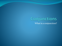 Conjunctions.ppt