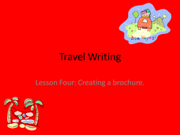 Travel_Writing_Lesson_Four.ppt