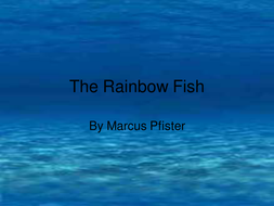 therainbowfish.ppt