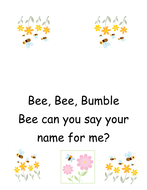 Bee bee bumble bee sign.docx