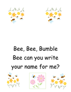 Bee bee bumble bee sign writee.docx