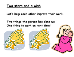 2 Stars and a Wish Poster