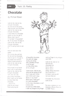 Chocolate by Michael Rosen