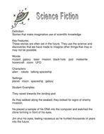 Story Genre Guides
