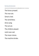 Improving Boring Sentences