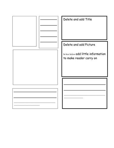 Informational Brochure Templates Helpful Diabetes Brochure