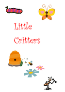 Little Bugs & Critters songs and rhymes