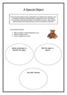 Writing Prompt - Description