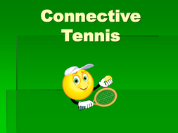 Connective_tennis.ppt