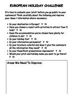 Vacations Challenge 2
