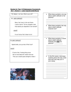 Quotes for Year 10 Shakespeare Coursework.doc