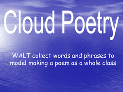 Cloud_Poetry.ppt
