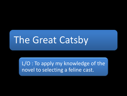 the_great_catsby.ppt
