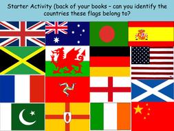 Flag - activities