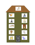 'This is the House that Jack Built' book based reading game