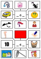CVC Bingo Game